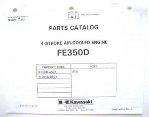 Kawasaki Engine Manual