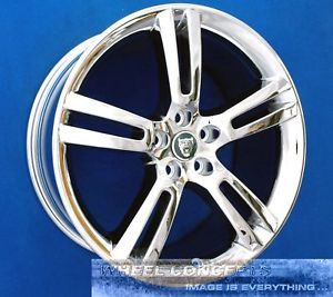 Jaguar XK XKR Jupiter 19 inch Chrome Wheel Exchange XK R Touring Convertible Rim