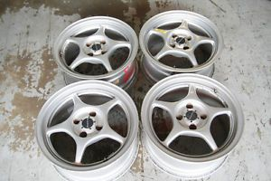 Enkei RPO2 Rim Wheel 15 Inchi 4 Hole PCD 100 4HX100 for Honda Civic EG6 EK4 EF8