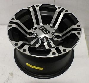 ITP Front Rear Machined SS212 Alloy 12x7 Wheel 1228368404
