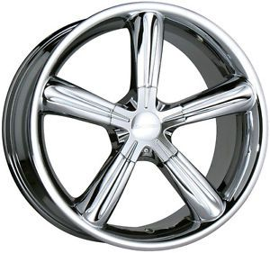 "17"" Decorsa Stella Chrome Wheels Rims Nissan Maxima Altima Quest 5x114 3"
