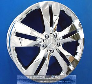 Mercedes GL350 GL450 20 inch Chrome Wheels Rims GL 450