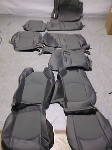 Brand New Seat Covers Chevy Traverse 2009 2010 Genuine Chevy Parts