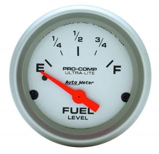 Auto Meter 4317 Ultra Lite Electric Fuel Level Gauge