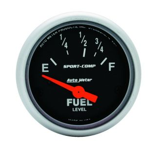 Auto Meter 3315 Sport Comp Electric Fuel Level Gauge
