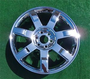 New 2007 2008 2009 Cadillac Escalade Chrome 22 inch GM Style P56 Wheel 5309