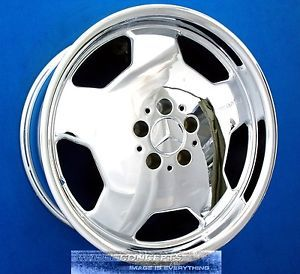 "Mercedes E55 AMG 18 inch Chrome Wheel Exchange 18"" Rims E 55"