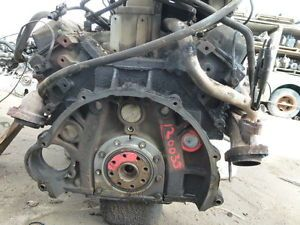 94 95 Dodge RAM 2500 Pickup Engine V10 8 0L Vin W