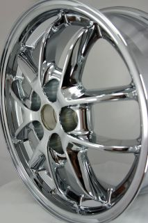 "Chrome 17"" Mitsubishi Eclipse Wheel 65752"