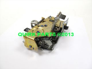 1989 1998 Chevy GMC Cadillac Driver Left Door Latch Assembly New 16631627