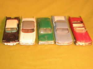 "Vintage '50s '60s Advertising ""Promo"" Cars Olds Chevy AMC Ford for Parts"