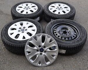 "16"" Ford Fusion Wheels Rims Snow Tires Winter Tires 2013 2014"