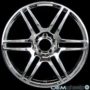 "19"" Chrome Sport Wheels Fits Mercedes Benz AMG C230 C240 C320 C32 C55 W203 Rims"