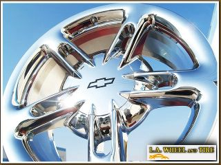 "Chevrolet SSR 19"" Chrome Wheels Rims Set 4 Exchange"
