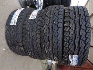 4 New Falken Rocky Mountain LT285 70R17 Tires 285 70R17 826A Chevy Ford Dodge