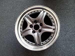 "4X 15"" Image Split Rims Alloy Wheels 5x100 Polo 6R VW Golf GTI Volkswagen BBs"