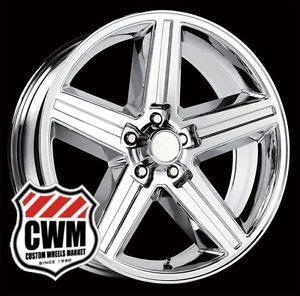 "16x8 IROC Z Chrome Aluminum Wheels Rims 5x4 75"" for GMC S15 Jimmy Sonoma 2WD"