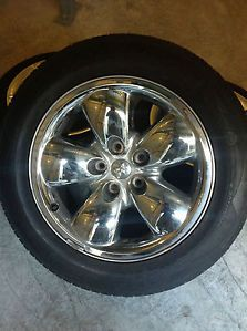 Dodge RAM Factory 17 Wheel