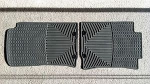 WeatherTech All Weather Floor Mats Gray W266GR