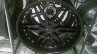 "24"" Giovanna Calisix Wheels Tire Gianelle GG Dub 24"