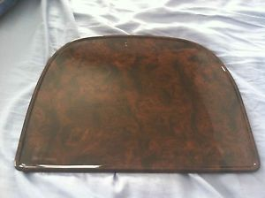Ranger Boat Dash Plate Cover Pannel Wood Grain No Longer Made 2005 621VS