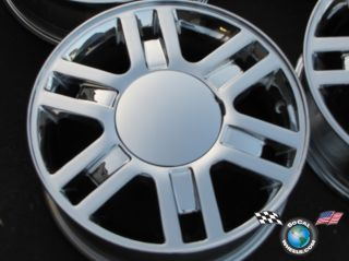 04 05 Mercury Sable Factory 16 Chrome Wheels Taurus