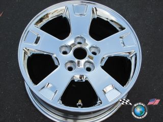 "Four 05 07 Ford Escape Tribute Factory 16"" Chrome Wheels Rims 3579 Outright"