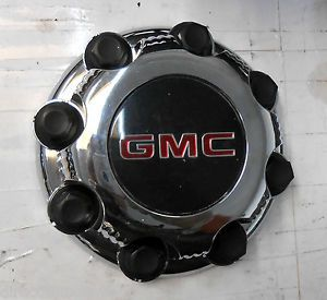 GMC Sierra Pickup 2500HD C2500 Truck Van Wheel 8 Lug Center Cap Chrome 150522378