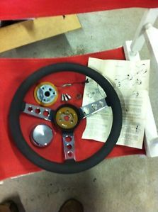 Grant Custom Steering Wheel Ford Galaxie