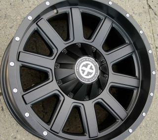 ATX Off Road Force 20 x 9 0 Gray Rims Wheels Dodge RAM 2500 8H 03 10 8H 12