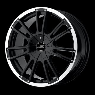 "Ford Focus 16"" American Racing ""Speedway"" Wheels"