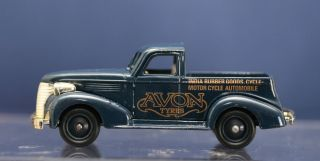 1936 Chevrolet Diecast Model Truck for Avon Tyres Mint in Box
