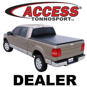 Stepside Chevy GMC Access Sport Tonneau Truck Bed Cover