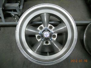 American Racing Wheel Torq Thrust Mag Wheels Gasser Hotrod Truck Van Chevy GMC