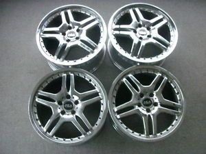 "ASA ST4 19"" Chrome Wheels Rims"