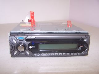 JENSEN JCD3006 AM/FM CD PLAYER RADIO MARINE BOAT or Car AUX IN on front