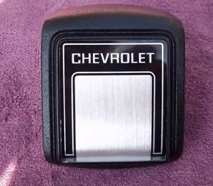 1981 to 1987 Chevy Truck Blazer Suburban Horn Button Steering Wheel Cap