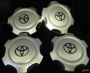Toyota 4Runner Tacoma Tundra T100 Truck Center Caps 96 96 97 98 99 00 01 02 New