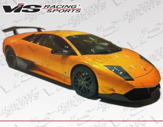 2002 2010 Lamborghini Murcielago GT Battle Vis Full Body Kit