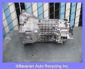 BMW 5 Speed Manual Transmission E34 525 525i Parts
