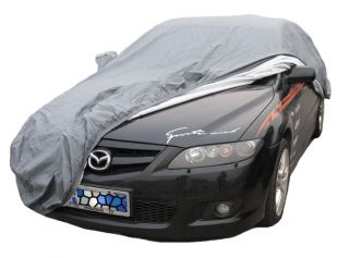 Heavy Duty Car Cover Waterproof Breathable for Ford Focus Grand C Max Sierra