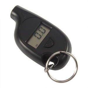 K1BO Mini LCD Digital Car Tire Tyre Pressure Gauge New