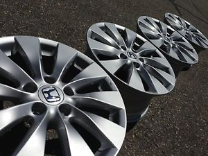"2014 17"" Honda Accord EX L Civic CRV Acura TSX JDM Factory Stock Wheels Rims"