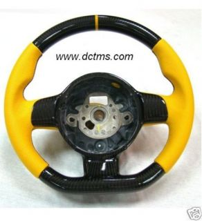 Lamborghini Gallardo Sport Carbon Steering Wheel Yellow