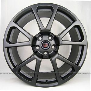 20inch Cadillac cts V Style Wheels Rims cts 20x8 5 20x10 Staggered Fitment 4 New