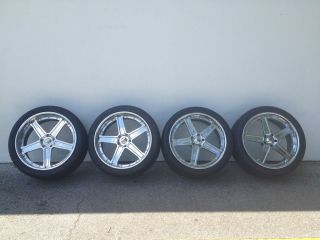 "22"" GFG Visso Range Rover Wheels and Tires Price REDUCED"
