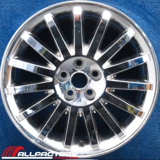 "Chrysler PT Cruiser 17"" Chrome Rim Wheel 2277"