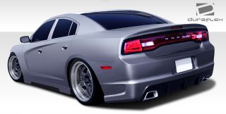 2011 2013 Dodge Charger Duraflex Hot Wheels Body Kit w Hood Wing Spoiler