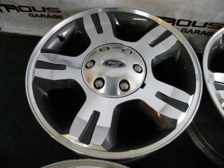"18"" Factory Ford F 150 Wheels Expedition FX2 FX4 Sport Raptor El ELX"