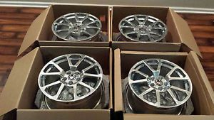 "2010 2012 2011 Cadillac cts V Polished Rims 19"" Wheels Pontiac G8"